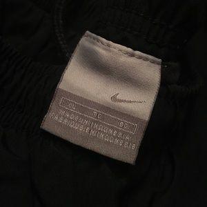 Nike Lined Workout Pants - Size XL Black